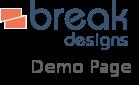 Demo Breakdesigns.net